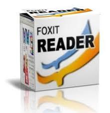 phần mềm đọc file dpf Foxit Reader