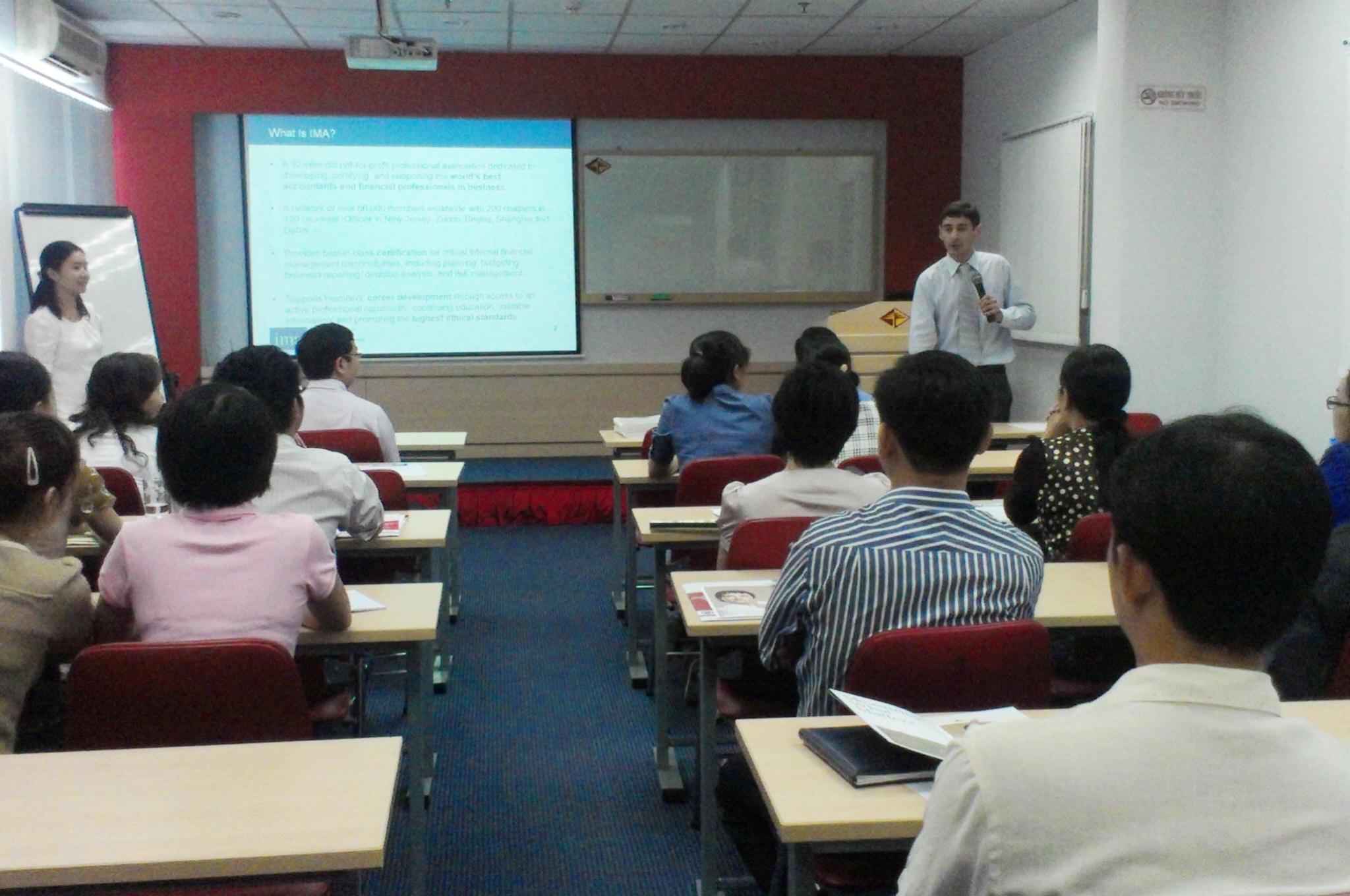 hội thảo kế toán thực hành